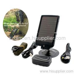 hunting camera solar battery