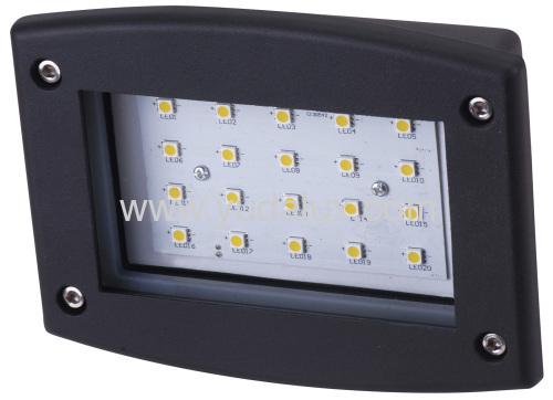 recessed exterior led wall lights. recessed led wall light no cover tempered glass metal exterior lights