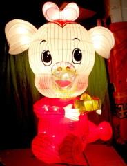 color lantern for decoration