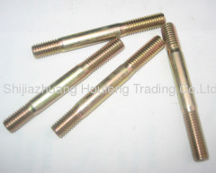 Engine spare part Double-headed Bolt