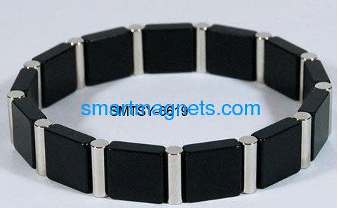 fashion ndfeb magnetic bracelets