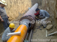 BH series Pneumatic pipe rammer for drilling machine