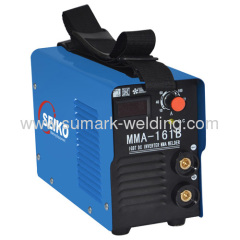 IGBT Inverter MMA Welder;Inverter Stick Welder