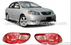 Toyota Corolla Achterlicht 2004 OEM #