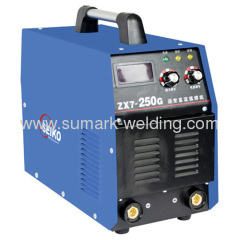 IGBT Inverter ARC Welding Machine; Inverter Arc Welders