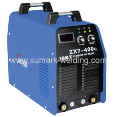 IGBT Inverter MMA Welding Machines; Inverter Welders