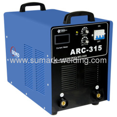 Industrial Inverter MMA Welding Machine;Inverter MMA Welders