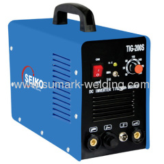 Inverter TIG/MMA Welding Machines; Argon Welding Machine