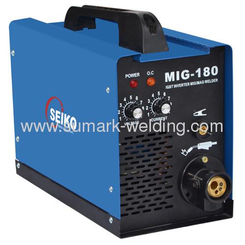 IGBT Inverter MIG Welder; Inverter MIG Welding Machine