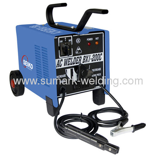 Transformer Arc Welder;MMA Arc Welders