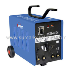 Transformer Arc Welder; AC/DC Arc Welder