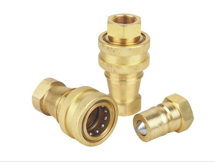 high-performance gas-liquid quick connector