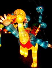 dinosaurs lantern