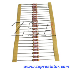 1/2W 79R Carbon Film Fixed Resistor