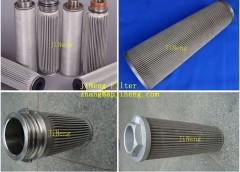 pleated filter element product