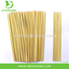 25cm cheap disposable bamboo barbecue skewers in bulk