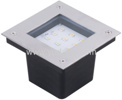 120 stainless steel led outdoor wall recessed flood lighting