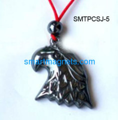 fashion ferrite magnetic pendant