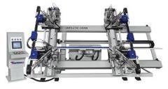 Pvc Window And Door Machine-CNC Vertical Four-point Welding Machine