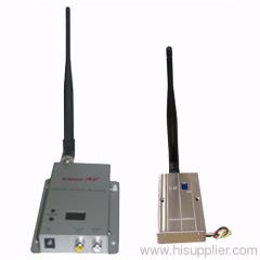 long range wireless video sender
