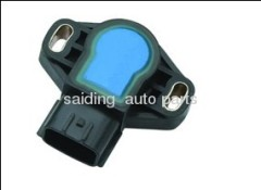 NISSAN throttle position sensors