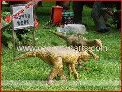 Animatronic dinosaur Dinosaur group dinosaur park