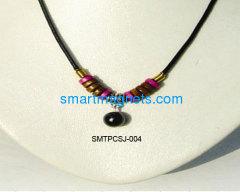 cheap ferrite magnetic pendant