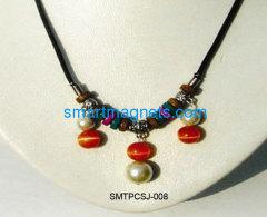 Hot sale ferrite magnetic pendant