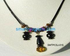 Lastest ferrite magnetic pendant