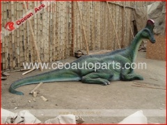 Animatronic dinosaur Silicone rubber dinosaur model for exhi