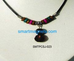 fashionable magnetic necklace pendant