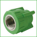 PPR Female Thread Socket With Brass Insert PN25