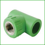 PPR Female Thread Tee PIpe Fittings