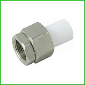 PPR Long Female Threaded Union Pipe Fittings