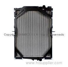 Nissens: 654630 for Volvo truck Radiator 1665249 1665349