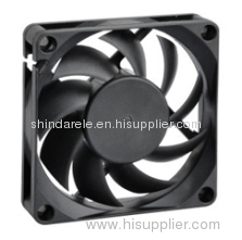 7015 dc cooling fan,case fan