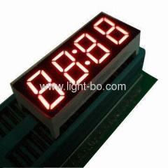 4 digit 12mm 7 segment led display