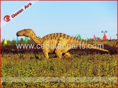 handmade dinosuar for theme park; dinosaur model