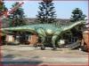 2012 new handmade robot animatronic dinosaur