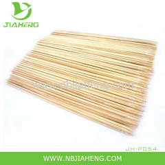 Eco-Friendly Polished Round Bambooskewers