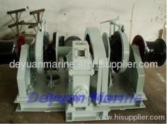Φ28/30/32 Electric anchor windlass