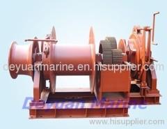 Φ38/40/42 Electric anchor windlass and mooring winch
