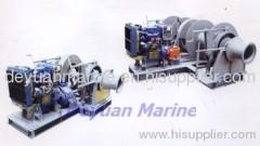Φ19/20.5/22 Hydraulic anchor windlass