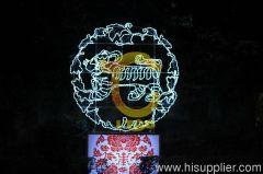 fairy lights lantern