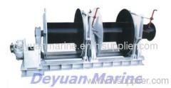 Φ50/52/54 Hydraulic anchor windlass