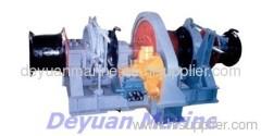 Φ56/58/60Hydraulic anchor windlass
