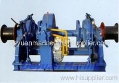 Φ62/64Hydraulic anchor windlass