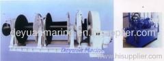Φ76/78 Hydraulic anchor windlass
