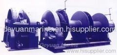 Φ87/90 Hydraulic anchor windlass