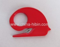 Plastic safety Mini Cutter knife